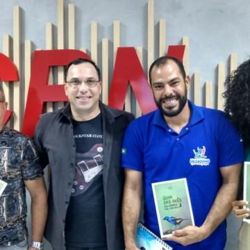 Panorama CBN debate sobre Reserva Pedra D'Antas, em Lagoa dos Gatos e as piscinas naturais na cidade de Salgadinho