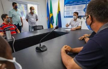 Comerciantes dos mercados públicos do Jaboatão receberão 30 toneladas de alimentos