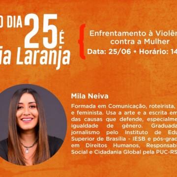 Secretaria de Políticas para Mulheres de Caruaru realiza 6ª edição do Dia Laranja