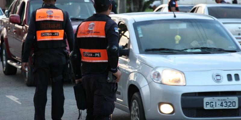 Carnaval motiva as operações com o objetivo de diminuir acidentes e transtornos no trânsito