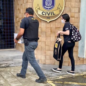 Polícia Civil executa segunda fase da Operação Sequência Real que investiga fraudes em licitações e peculato