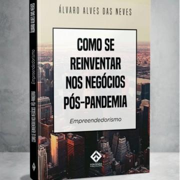 Álvaro Neves irá lançar  livro