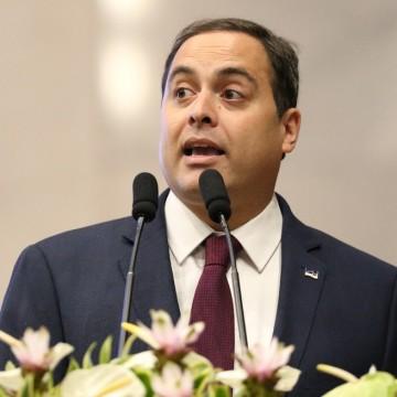 Cenários da covid-19 como falta de imunizante e coordenação nacional são pontuados pelo Governador Paulo Câmara
