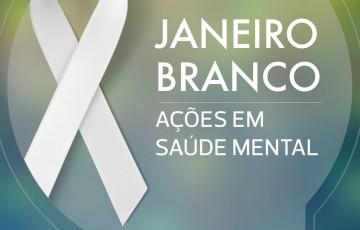 Evento gratuito temático ao Janeiro Branco  em Caruaru - PE