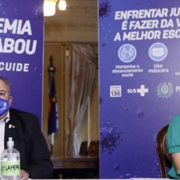 Governo de Pernambuco anuncia início do retorno do público em competições esportivas, mas futebol profissional fica de fora