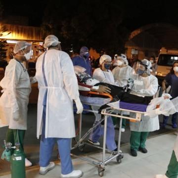 Dez pacientes com Covid-19, vindos de Manaus, já estão internados no Hospital das Clínicas da UFPE