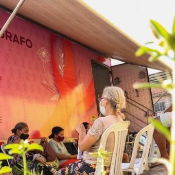 Mamógrafo móvel realiza mais de 1.200 atendimentos no Recife