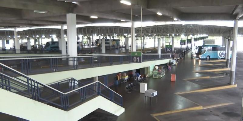 O público esperado de 18 a 25 de junho são 20 mil pessoas circulando no Terminal Rodoviário Prefeito Antônio Farias (TIP) até esta sexta-feira