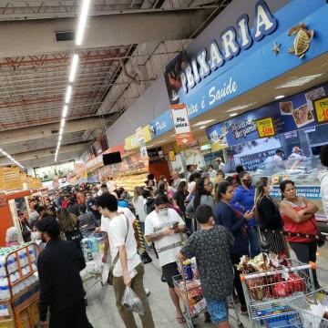 Alimentos sobem de preço com a crise causada pelo novo coronavírus