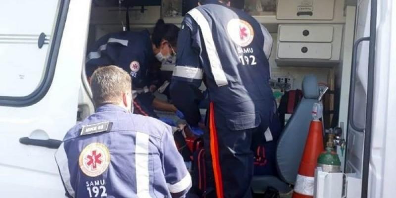 Antes da covid-19 eram 21 ambulâncias subindo para 26 no início da pandemia