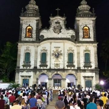Arcebispo de Olinda e Recife realiza última missa de 2019 no Monte Guararapes
