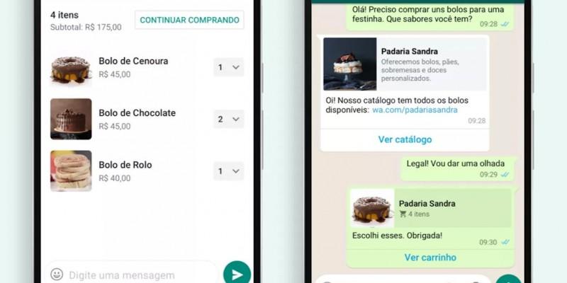 A nova ferramenta já está disponível para os clientes do WhatsApp Business