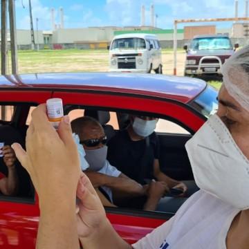 Paulista amplia vacinação contra a Covid-19 para pessoas a partir de 42 anos