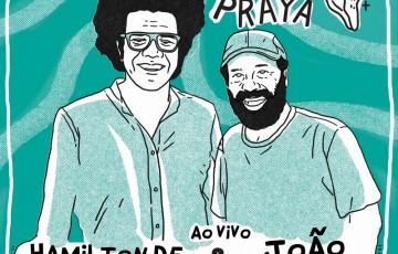 Hamilton de Holanda e João Bosco em 'Canto da Praya Ao Vivo'