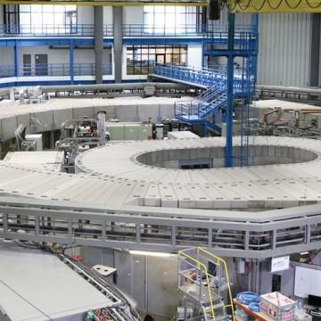 Acelerador de partículas Sirius é inaugurado