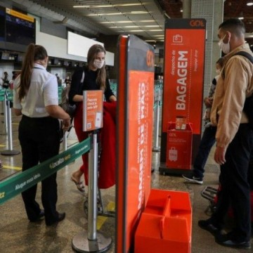Pelo quarto mês seguido houve crescimento no número de voos domésticos nas companhias aéreas nacionais