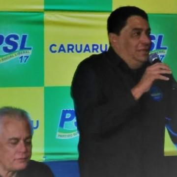 Panorama CBN: Desistência de candidatura a prefeito de Caruaru