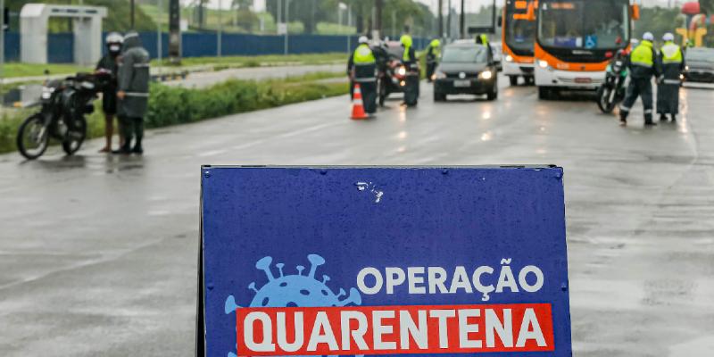 Em nota, governador Paulo Câmara diz que 'informações preliminares mostram uma estabilização da epidemia'
