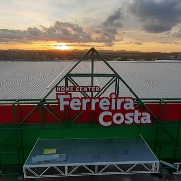 O Home Center Ferreira Costa inaugura loja na Capital do Agreste.