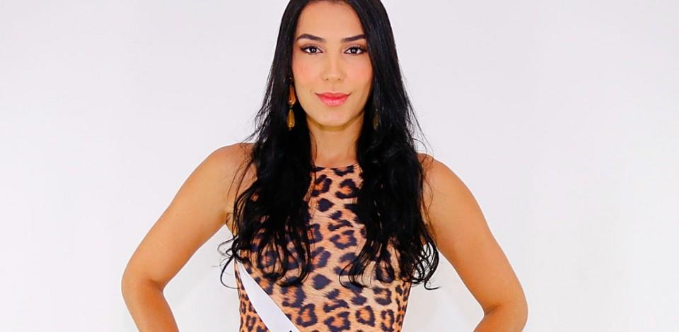 Conheça  a representante de Petrolina no Miss Universo PE
