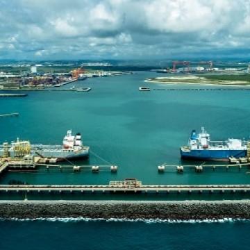 Cresce a movimentação de cargas no Porto de Suape