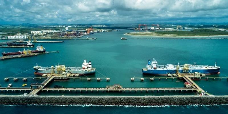 Ao longo de 2019 cerca de 23,8 milhões de toneladas de cargas foram movimentadas. O volume é 2% maior do que em 2018