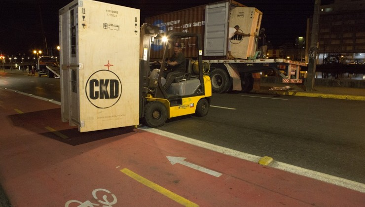 CKD - Completely Knocked Down - Recife Bremen Connection no Mamam