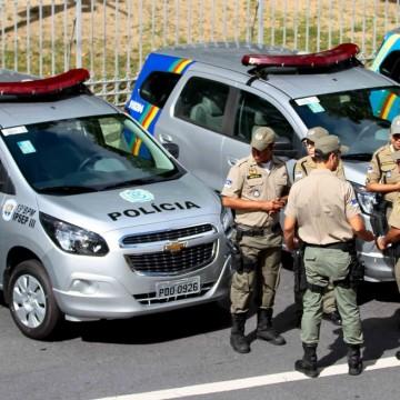 Governo estadual divulga reforço de 750 policiais militares em 2022
