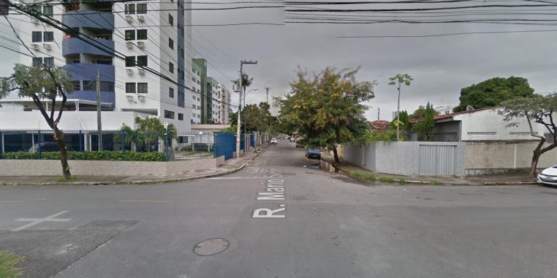 A Rua Marquês de Abrantes passa a ter sentido único em direção ao bairro do Hipódromo, no trecho que vai da Avenida Luís Correia de Brito até a Rua Jerônimo Vilela