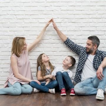 Famílias relatam rotina durante isolamento