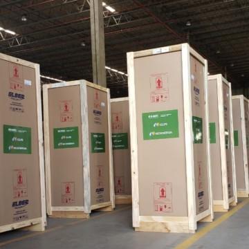 Celpe inicia entrega de refrigeradores para vacinas em Pernambuco