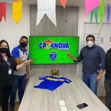 Caruaru City contará com patrocínio da Cazanova no Pernambucano A2