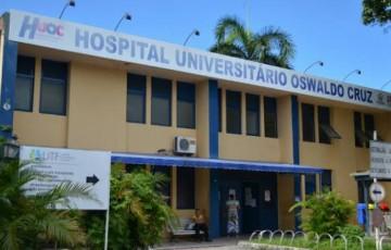 Secretaria de Saúde e UPE abrem inscrições de concurso para profissionais da Saúde
