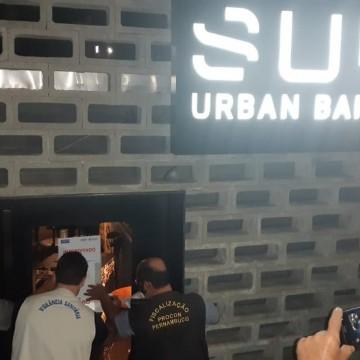 Bar é interditado por reincidência em descumprir protocolos sanitários
