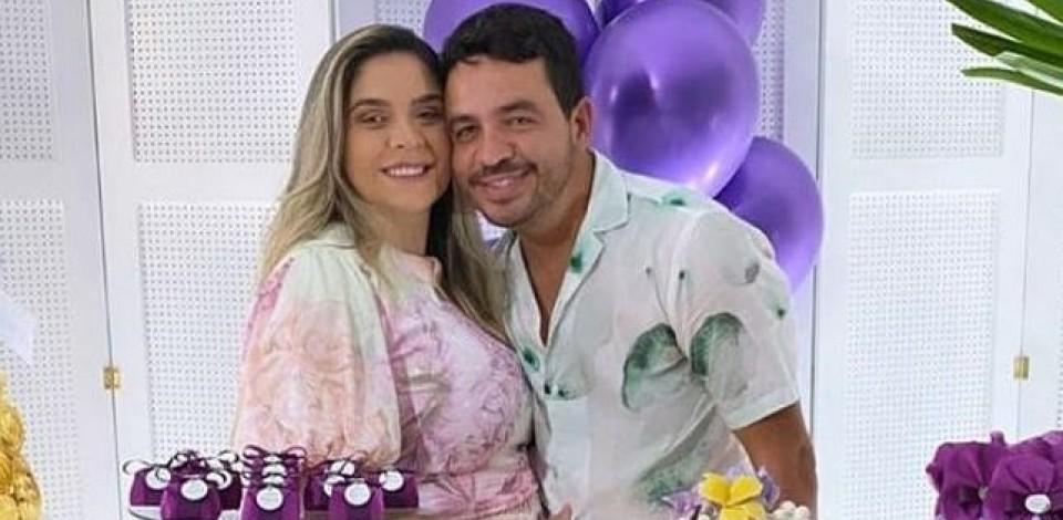 Laís Rayane ganhou festa de aniversário