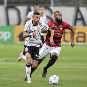 Sport perde para o Corinthians e fica ameaçado