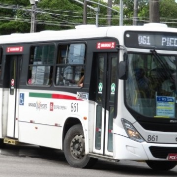 Linhas de ônibus mudam temporariamente o itinerário em Boa Viagem