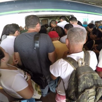 Passagem do metrô do Recife passa a valer R$ 3,40 a partir deste domingo