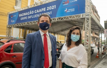 CAAPE realiza maior campanha de vacinação contra Gripe Influenza H1N1