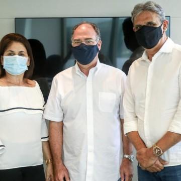 Senador FBC declara apoio a Gestão Mário Ricardo em Igarassu