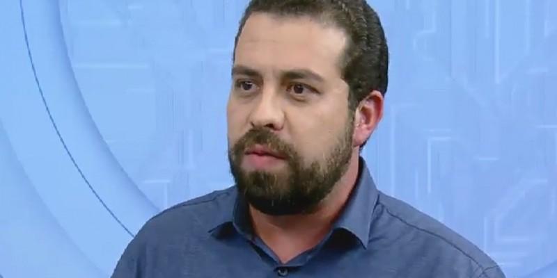 Para Guilherme Boulos, a repercussão da compra de mais de 15 milhões de reais em leite condensado pelo governo federal.