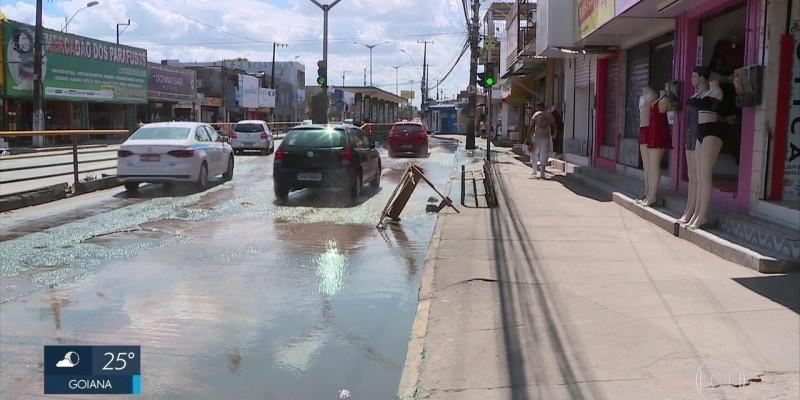 De acordo com a prefeitura de Olinda a via receberá obras de requalificação