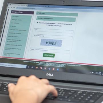 Detran Pernambuco passa a oferecer serviços totalmente online