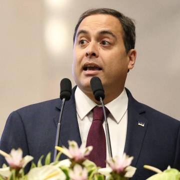 Paulo câmara reúne prefeitos de Pernambuco para discutir combate à covid-19
