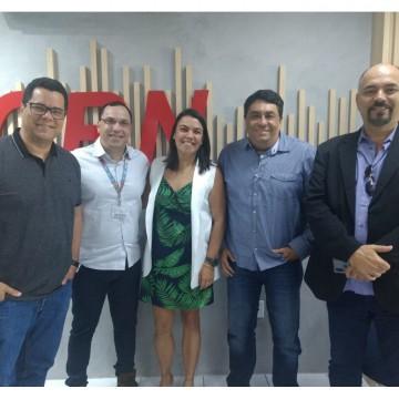 Panorama CBN traz como convidado o Pré-candidato à Prefeitura de Caruaru, Manoel Santos