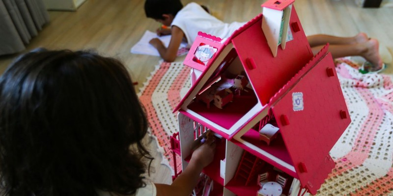 Brincar é direito garantido pelo Estatuto da Criança e do Adolescente