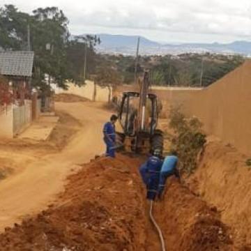 Vila do Vitorino, em Riacho das Almas, volta a ser abastecida pela Compesa