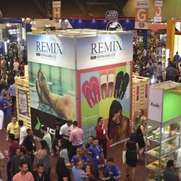 Centro de Convenções recebe a Super Mix, feira do setor atacadista e supermercadista do Norte/Nordeste
