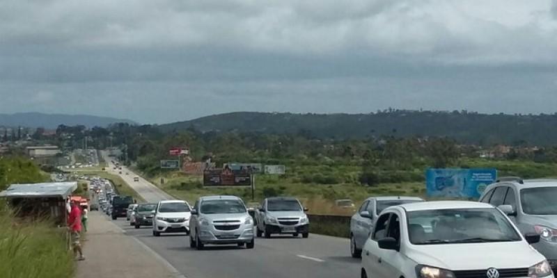 Em Pernambuco foram incluídas no PND as rodovias BR-101 e BR-232