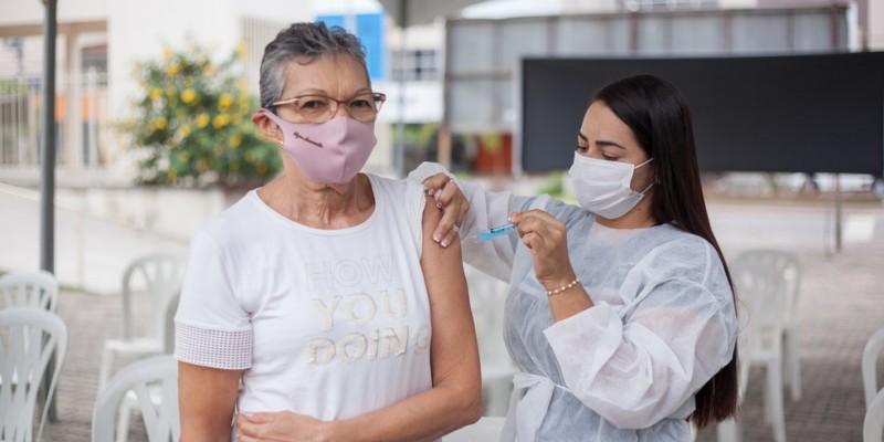 Doses estão disponíveis em todas as Unidades Básicas de Saúde do município
